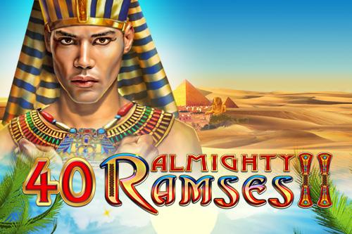 40 Almighty Ramses II