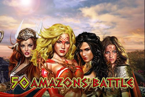 50 Amazons Batlle