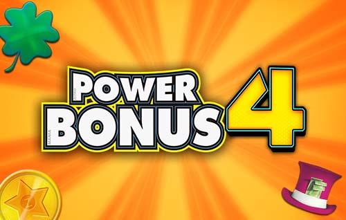 Zitro Powermania 4 Bonus
