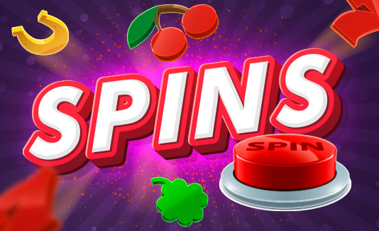 Ganá con tus SPINS